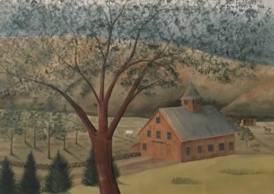 Hartland Barn Detail