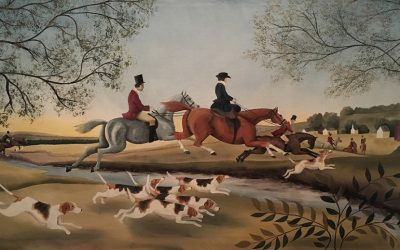 Suggestions please! Foxhunting, dressage, pastoral?