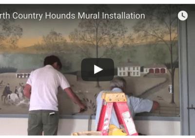 Video of Installation