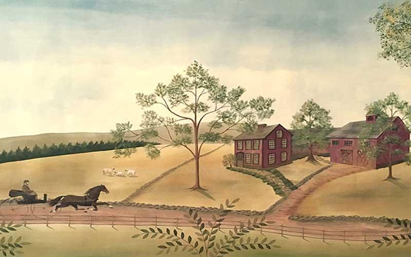 Wayland Mural