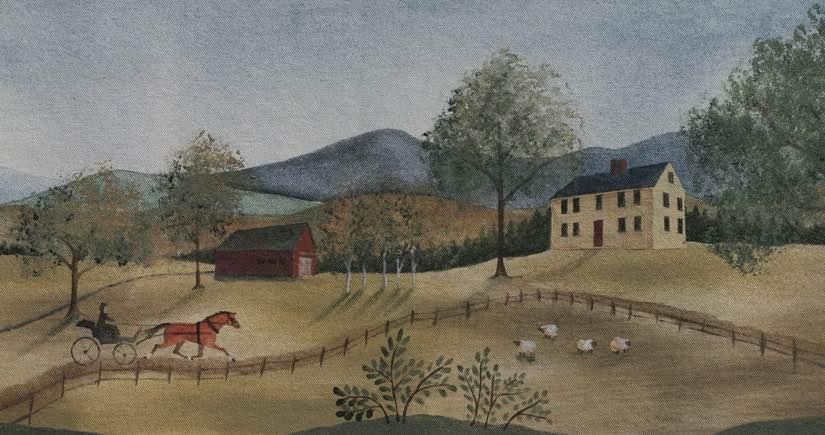Custom Murals on Canvas