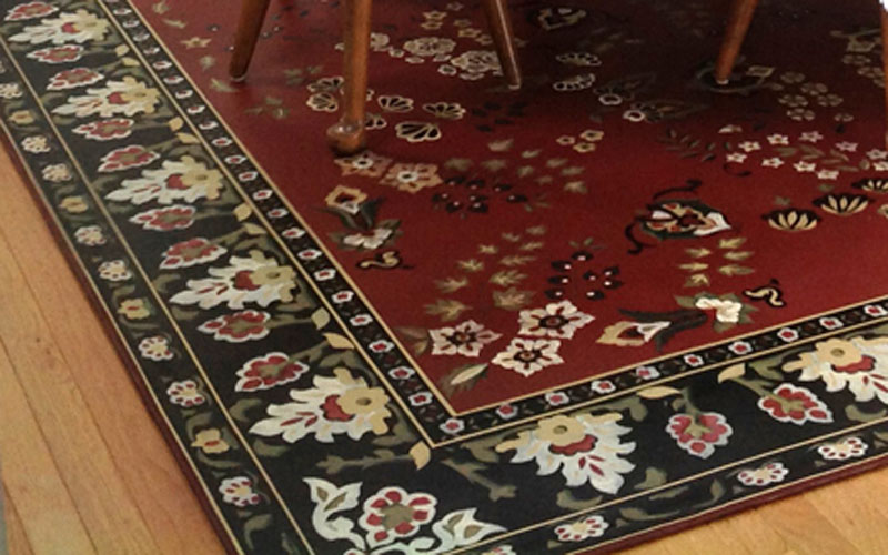 Oriental Floorcloths